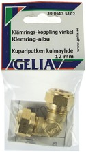 Gelia Puserrusliitin Kulma 12Mm