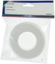 Gelia viemäröintitiiviste 70x50mm valkoinen