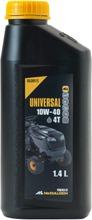 Universal Moottoriöljy 4-T 10W-40 1,4L