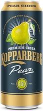 Premium Cider Kopparberg Pear 4,5%, Päärynäsiideri Tölkki 44Cl
