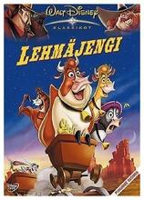 Lehmäjengi Dvd