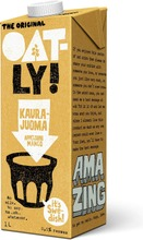 Oatly Kaurajuoma Appel...