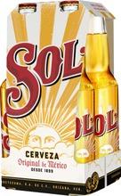 4 X Sol Olut  4,5% 0,33 L