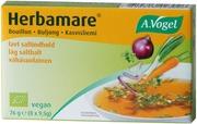 Herbamare® Kasvisliemikuutio 8X9,5g Vähäsuolainen