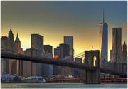 Idealdecor valokuvatapetti Brooklyn 00148 8-osainen 366x254cm