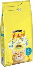Friskies 2kg Adult Tonnikalaa ja Kasviksia kissanruoka