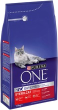 Kissanruoka 1,5kg Ster...