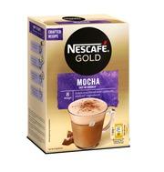 Nescafé 8Kpl/144G Mocha Café Au Chocolat Erikoispikakahvi Annospussi