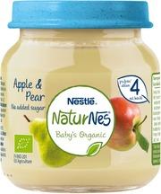 Nestlé Naturnes 125G Luomu Omenaa Ja Päärynää Hedelmäsose 4Kk