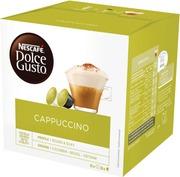 Nescafé Dolce Gusto 16Kaps/186,4G Cappuccino Maitokahvikapseli