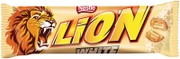 Nestlé Lion 42G White Vohvelipatukka