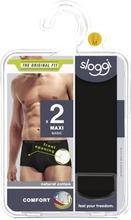 Sloggi Basic Maxi Miesten Alushousut 2-Pack