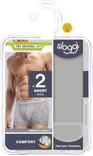 Sloggi Basic Short Miesten Bokserit 2-Pack