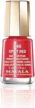 Mavala 5Ml Nail Polish 146 Spicy Red Kynsilakka