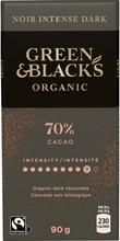 Green&Blacks Organ...