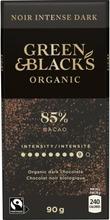 Green & Blacks Org...