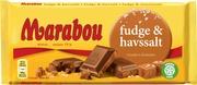 Marabou Fudge & Havssalt Suklaalevy 185G