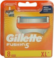 Gillette Fusion 5 Partakoneen Terä Xl 8Kpl