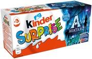 Kinder Surprise maitosuklaahahmo maitoisalla sisäpinnalla. sisältää lelun 3x20g