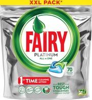 Fairy 70Kpl Platinum All In One Original Astianpesuainetabletti