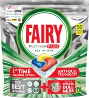 Fairy 50Kpl Platinum P...