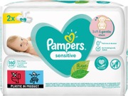 Pampers 160Kpl Sensiti...