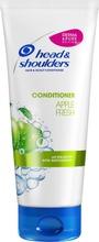 Head&Shoulders 220Ml Apple Fresh Hoitoaine