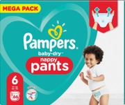 Pampers 66Kpl Baby Dry...