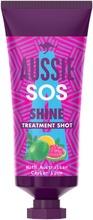 Aussie Sos Shine Treatment Shot 25Ml