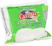 Castelli 125G Luomu Buffalo Mozzarella
