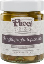 Pucci 1932 200G Grilled Chili Mushrooms