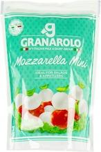 Granarolo 125G MozzarellaMini Juustopallot