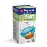 Bormioli Frigoverre Baby Lasitiiviö 10 Cm / 18,5 Cl 3-Pack