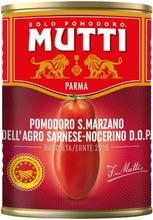 Mutti 400G San Marzano Kuoritut Tomaatit