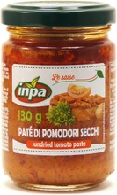 Inpa Da Vinci 130G Aurinkokuivattu Tomaatti Tahna