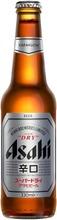 Asahi Super Dry Olut 5,2% 0,33 L