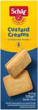 Schär Custard Creams 1...
