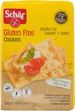 Schär 210G Crackers Voileipäkeksi Gluteeniton