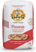 Caputo Pizzeria Pizzajauho 1Kg 00-Tyypin Vehnäjauho