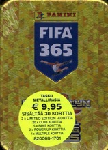 Panini Fifa 365 Adrenalyn Xl Pocket Tin-Rasia Keräilykortit