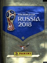 Panini Fifa World Cup 2018 Keräilytarrat