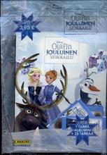 Panini Disney Frozen Keräilytarrat Jouluinen Seikkailu Aloituspakkaus Albumi + 25 Tarraa