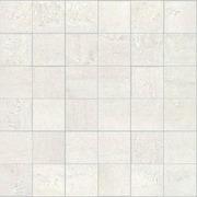 Laattamaailma Mosaiikki Kaleido Bianco 5X5 Cm (Arkin Koko 30X30 Cm). Pakkasenkestävä.