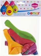 Gemar balloon Monsterit ilmapallo 5kpl