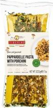 Tiberino Pappardelle Pastaa Ja Herkkutatteja Pasta-Ateria 200G