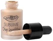Purobio Cosmetics 01 Sublime Drop Foundation Meikkivoide