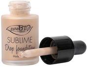 Purobio Cosmetics 02 Sublime Drop Foundation Meikkivoide