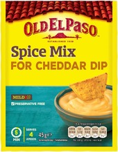 Old El Paso 45G Chedda...