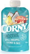 Corny Smoothie Omena, Ananas, Kookos & Kaura 120G