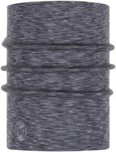 Buff Merinovillainen Tuubihuivi Hw Fog Grey Multi Strip 117821.952.10.00